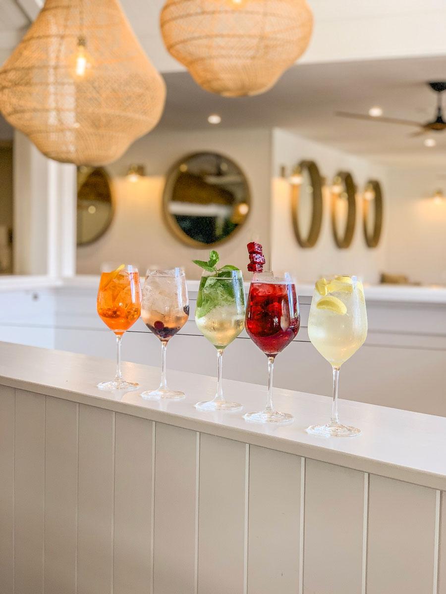 Loft Byron Bay - Bar Cocktails Spritz