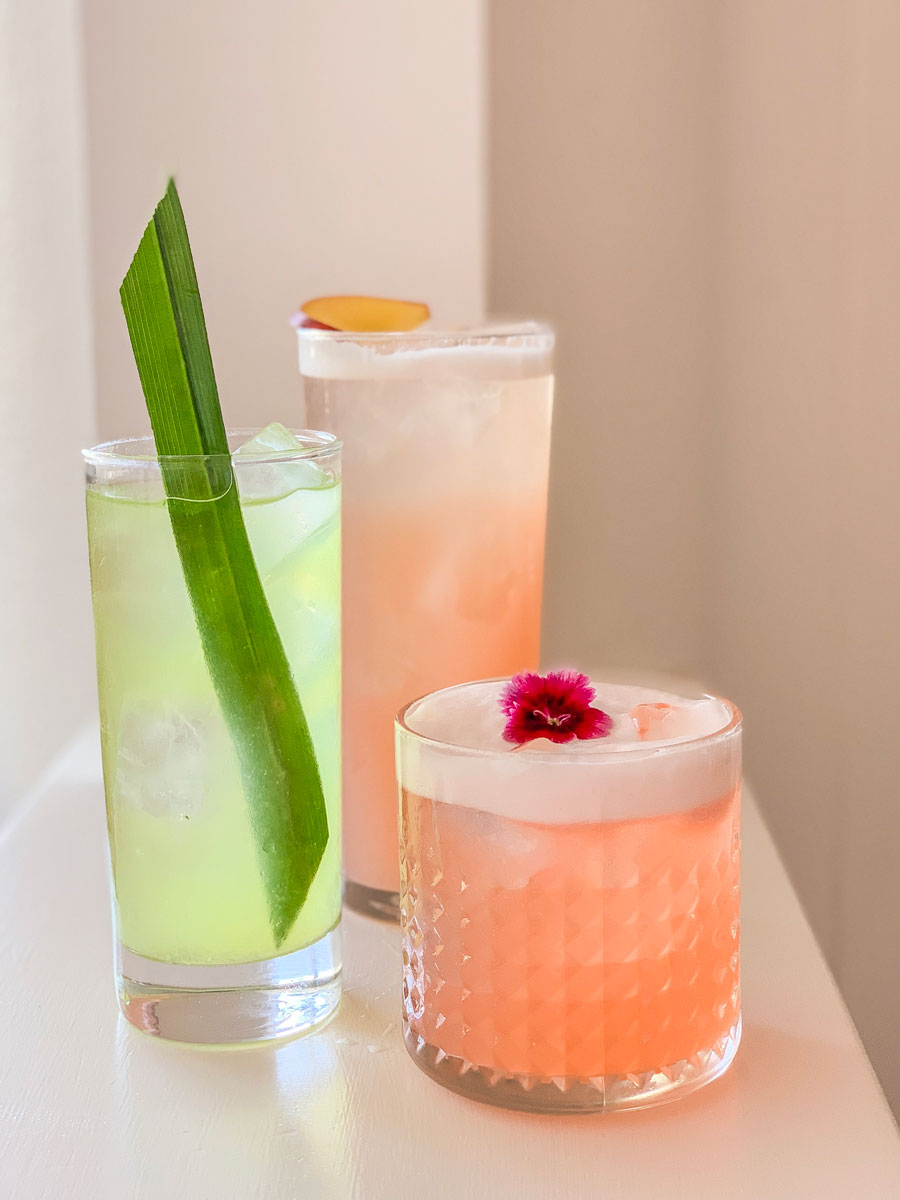 Loft Byron Bay - Cocktails Menu Summer Refreshing
