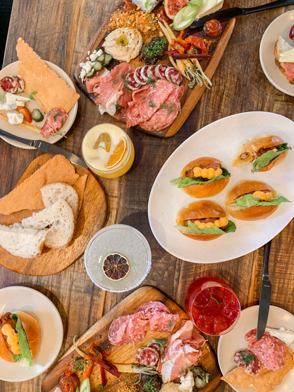 Loft Byron Bay - Restaurant Food Options Share Plates