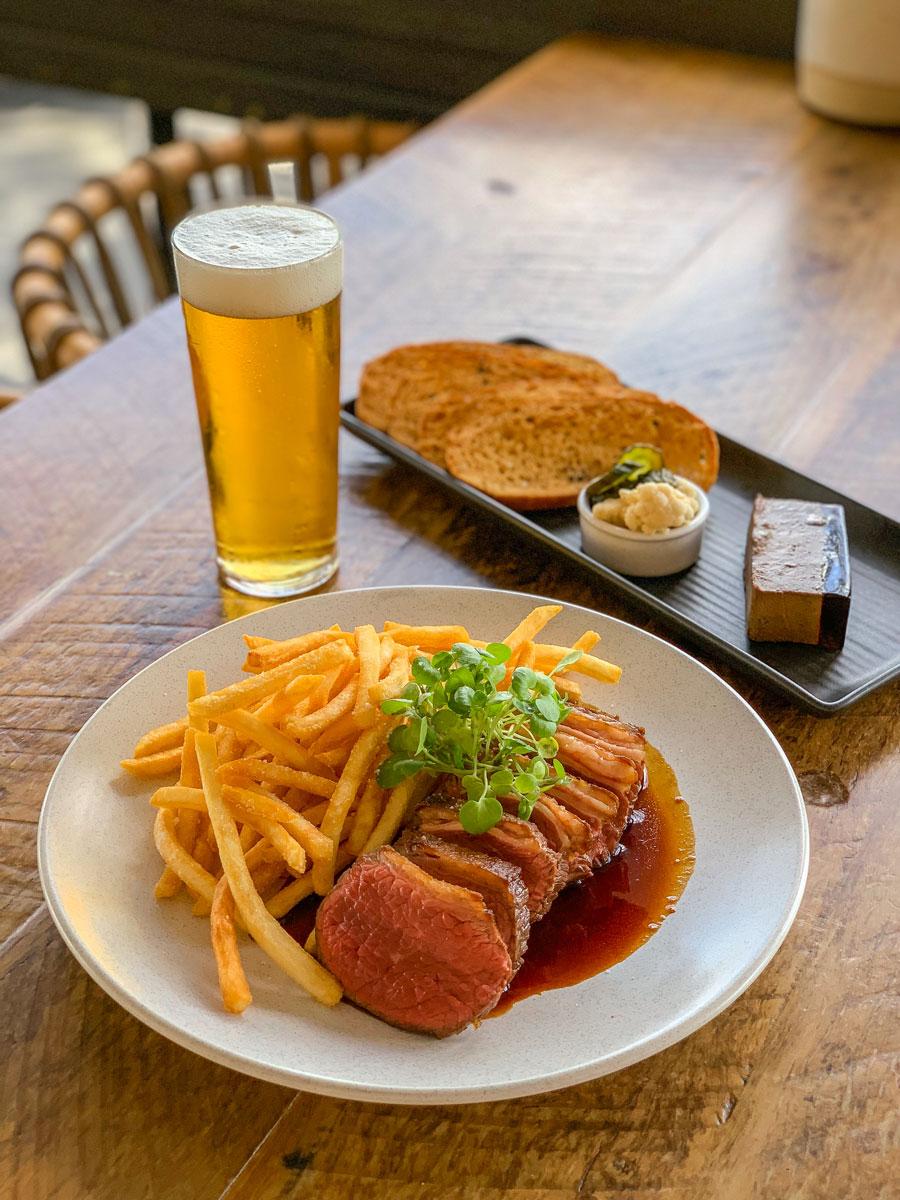 Loft Byron Bay - Restaurant Menu - Lunch Specials