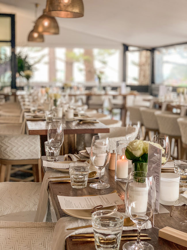 Loft Byron Bay - Wedding Venue Terrace