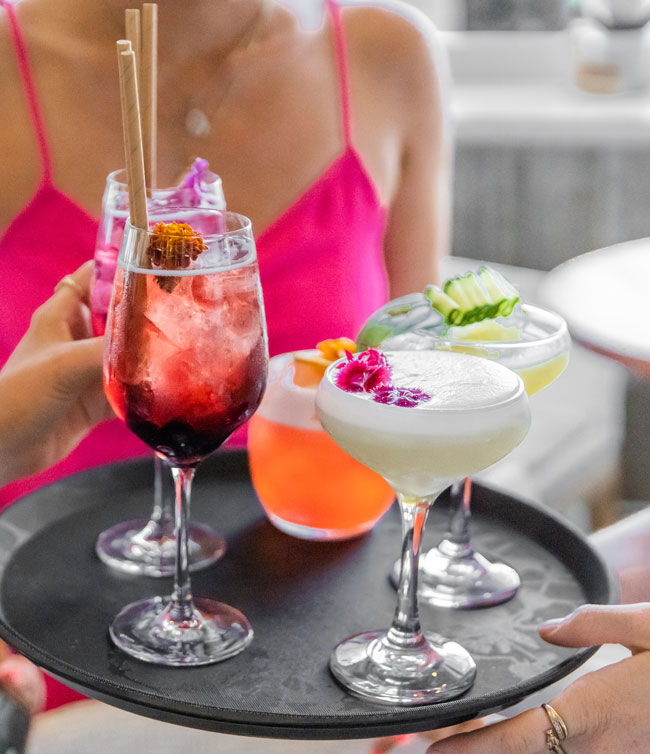 Loft Byron Bay - Weddings Beverage Packages