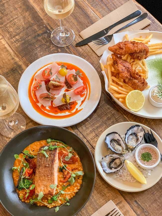 Loft Byron Bay - Weddings Food Grazing Table
