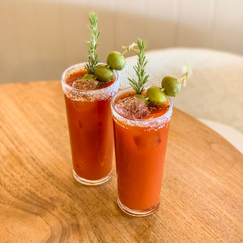 Loft Byron Bay - What's On - Weekend Brunch Bloody Mary