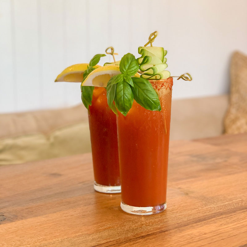 Loft Byron Bay - Weekend Brunch - Bloody Mary