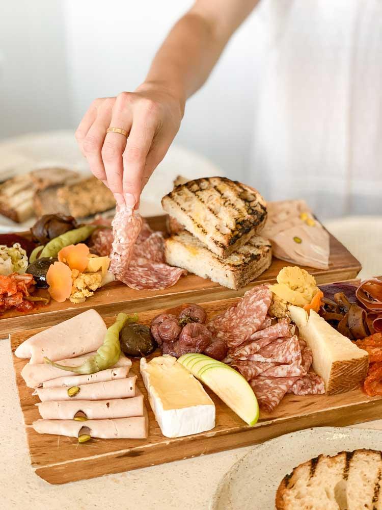 Loft Byron Bay - Deli Boards - Cheese Boards