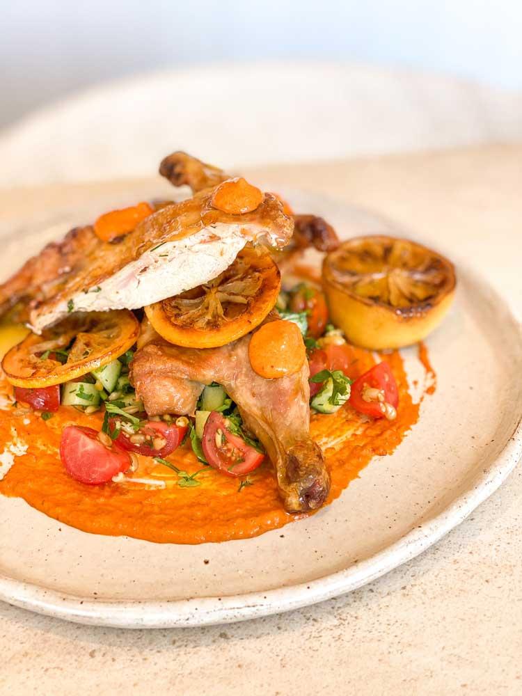 Loft Byron Bay - Dinner - Food